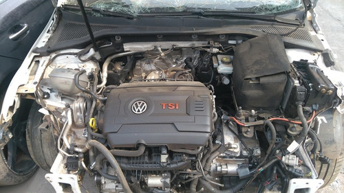 sucata vw golf gti 2014/2014 gasolina branca 220 cvs
