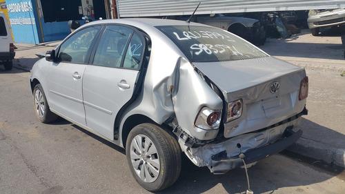 sucata vw polo sedan 1.6 2014 (somente peças)