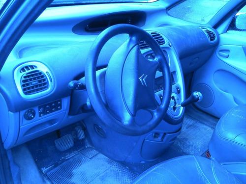 sucata xsara picasso 2.0 16v automatico 2006 só peças