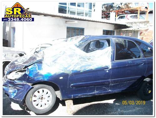 sucata xsara picasso 2.0 16v gasolina aut 2006 motor peças
