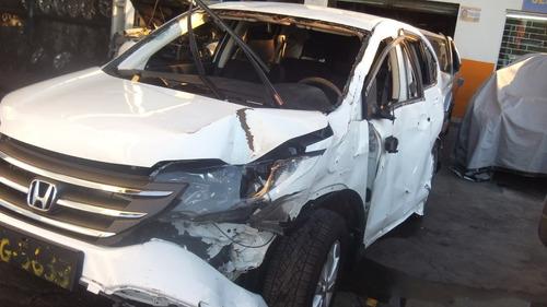 sucatas honda cr-v 2.0 2wd aut 2012 peças motor cambio lata