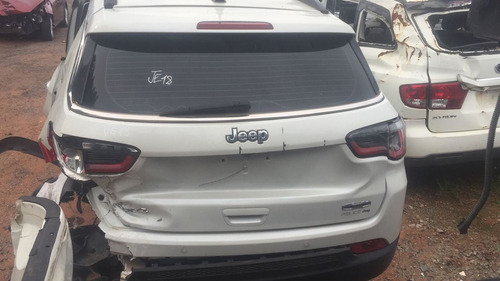 sucatas jeep compass ano 2018 diesel