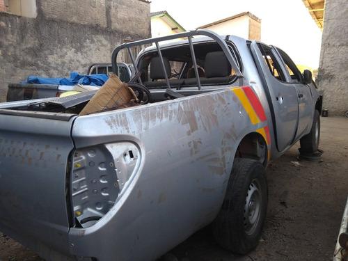 sucatas l200 triton 3.2 2016 diesel para retirada de peças