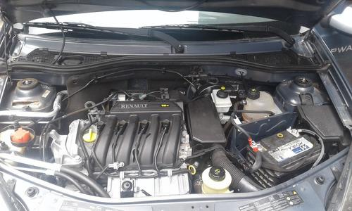 sucatas  renault sandero  step way ano 2009 motor 1.6 16 v