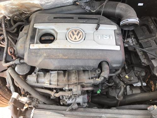 sucatas vw tiguan 2013-2013 2.0 tsi gasolina retirada peças