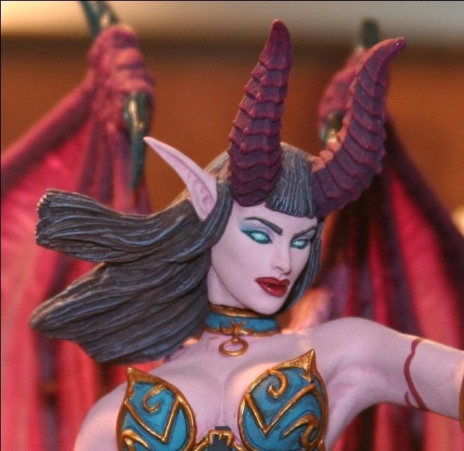 World of Warcraft: Battle for Azeroth - Fel Succubus