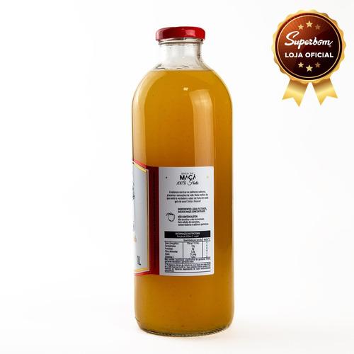 suco de maça 1l