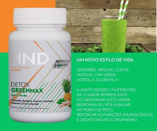 suco detox greenmax hnd
