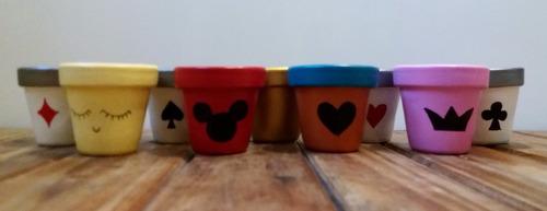 suculentas en mini macetas personalizadas n°5 - souvenirs