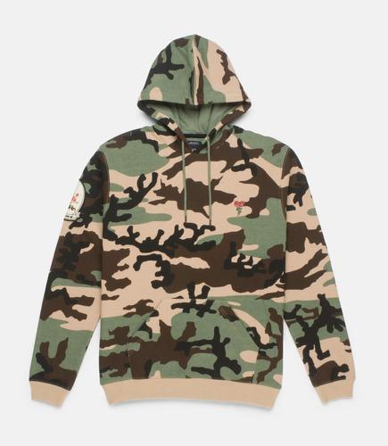 sudadera 10deep thinking of your hoodie camo original