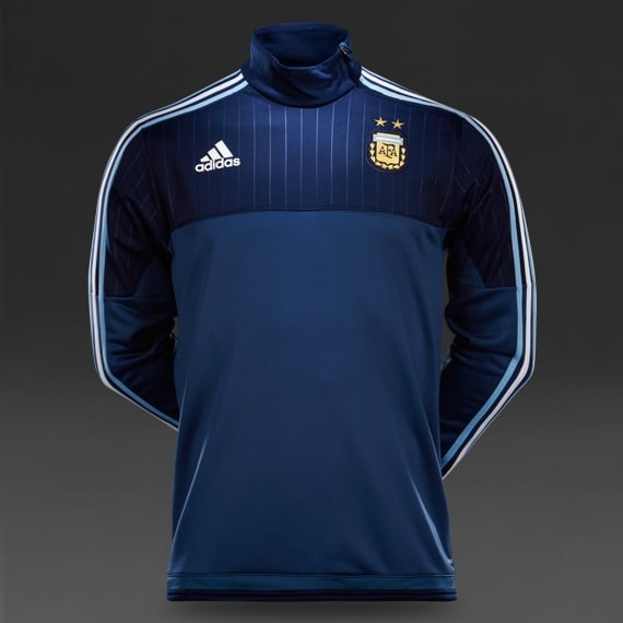 Adidas Argentina Messi Sudadera Futbol Afa N08Ovmnw