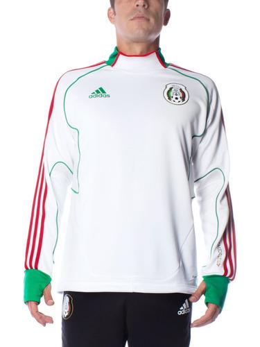 sudadera adidas de la seleccion mexicana talla m