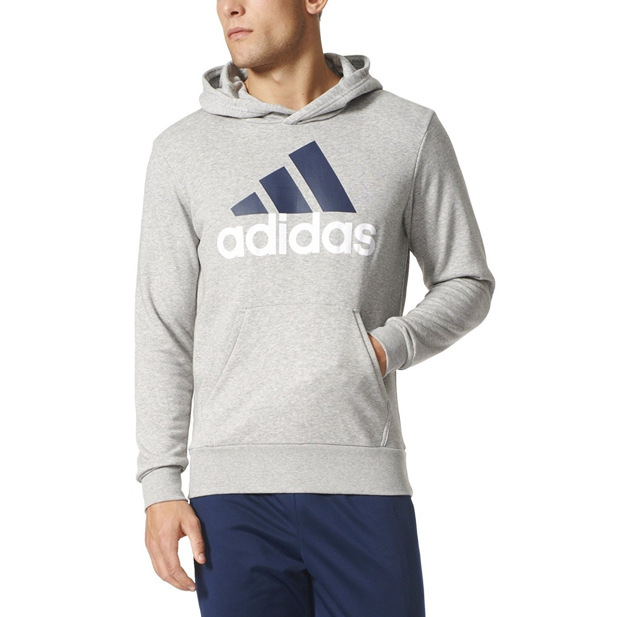 Over En Linear 2 00 Grey Adidas Sudadera Pull L Essential Us 139 IwPZqH