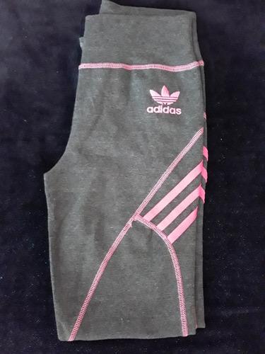 sudadera adidas leggins bordados diseño a la moda ref: 1509