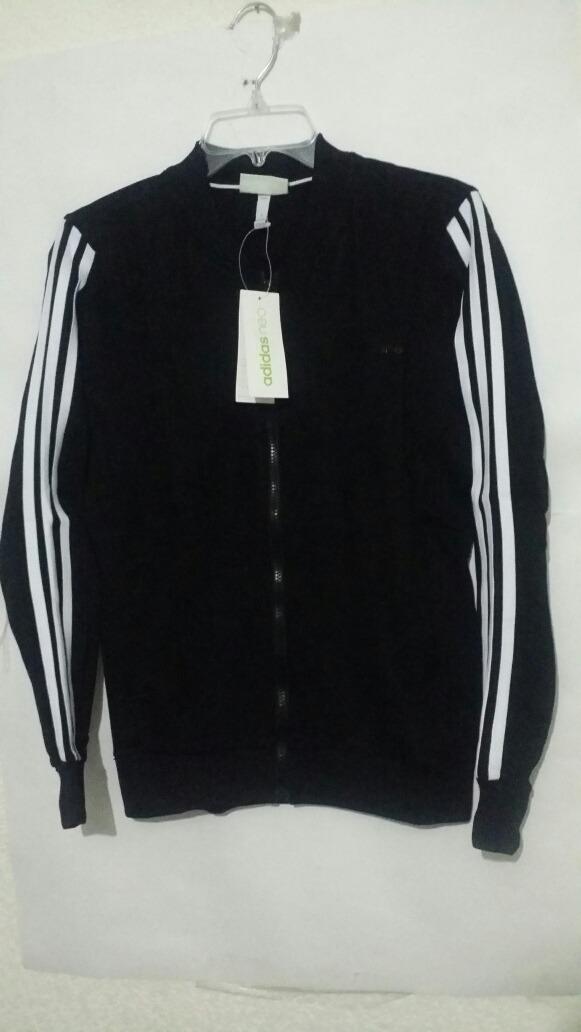 Mercado 799 Elastano 00 Negro Adidas Sudadera Libre En Neo 0q7wSqg