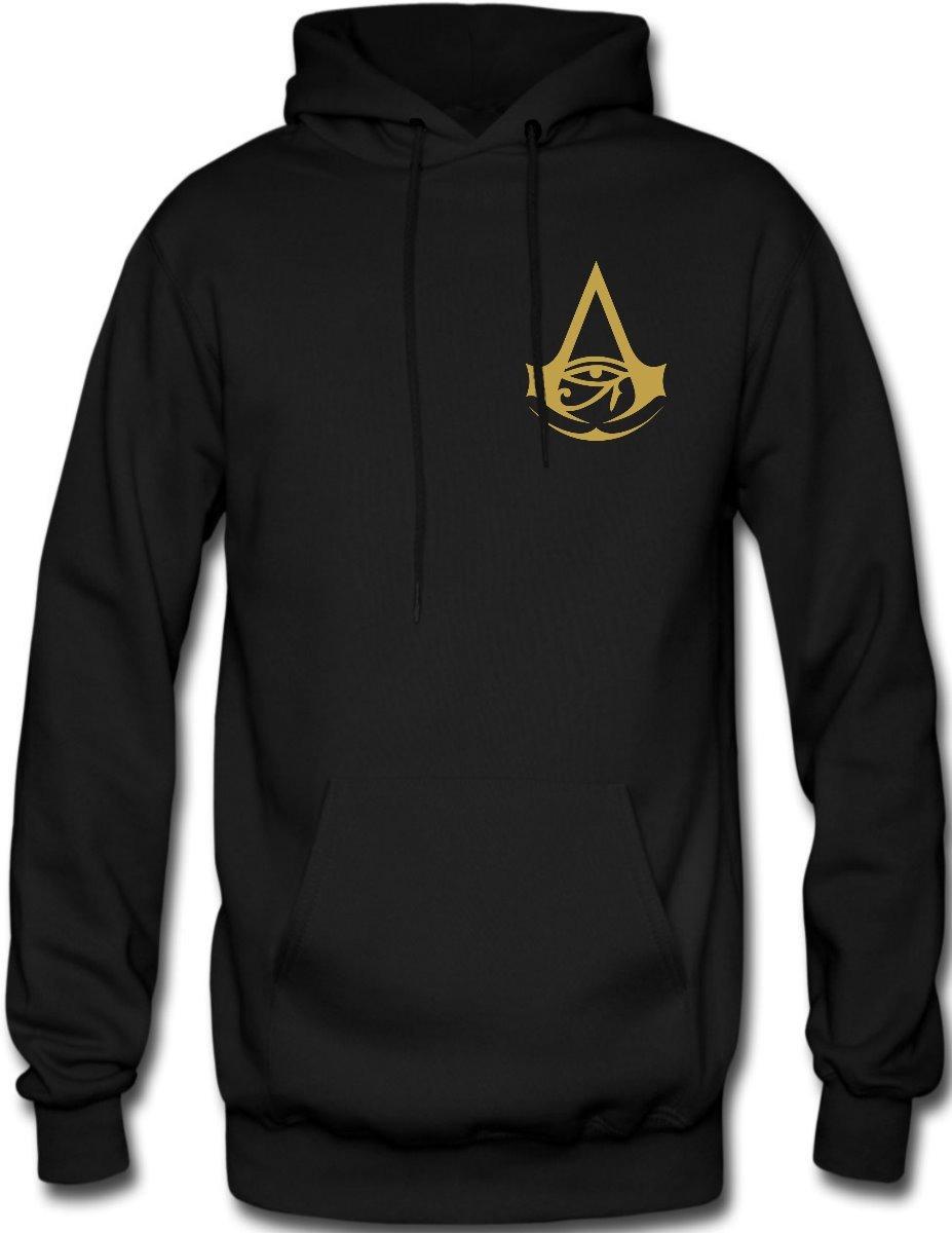 gran descuento abc5c 4d525 Sudadera Assassin's Creed Origins Hoodie Capucha Cangurera