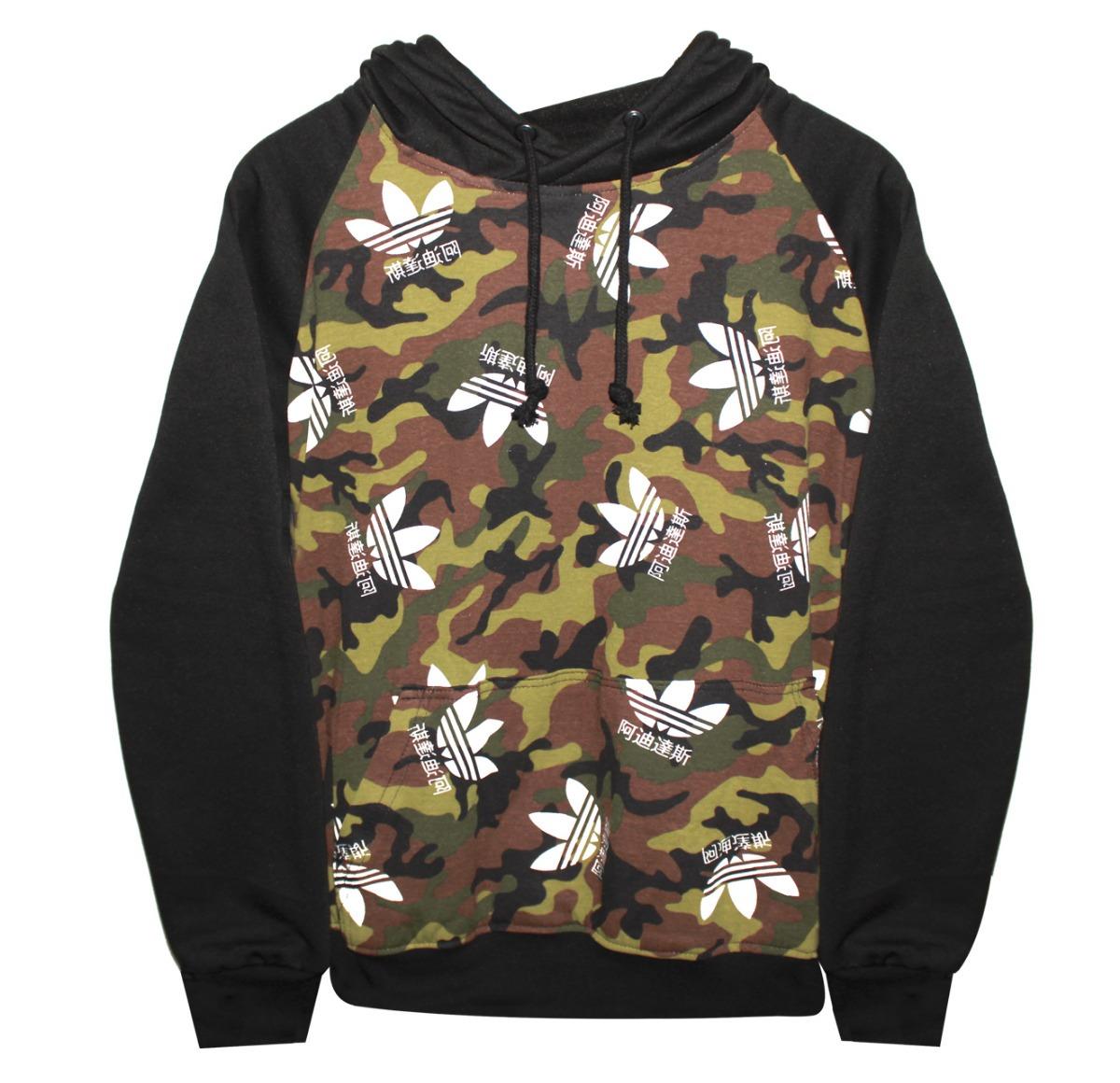 Camuflaje Letras Swag Militar 00 Moda Sudadera Hype Adidas 395 6Bqqd1