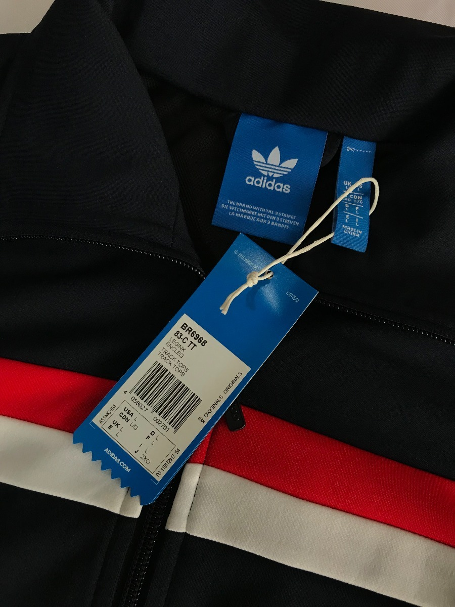 00 Originals C Chamarra 149 83 Adidas Track 1 Sudadera En Blue w416x