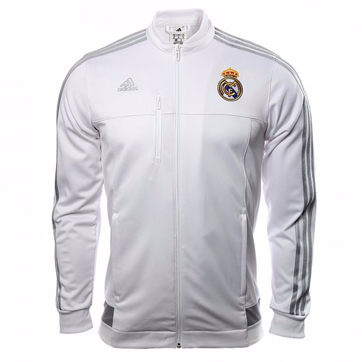 91ce221f00c4e Sudadera Chamarra Anthem Real Madrid adidas Aa1660 -   749.00 en ...