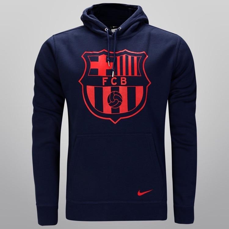 Sudadera Chamarra Nike Barcelona Fc Neymar Messi -   2 69fd4dc3a3e