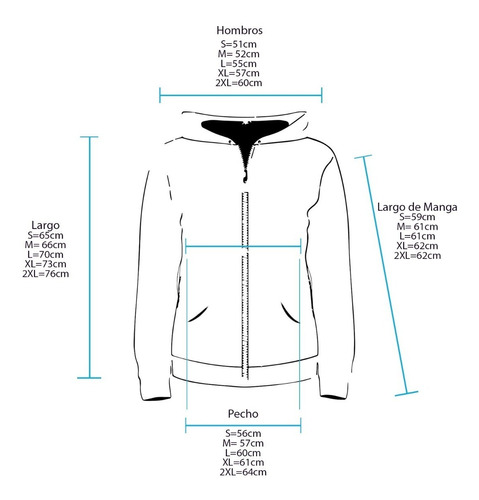 sudadera con capucha de algodón modelo (wind)