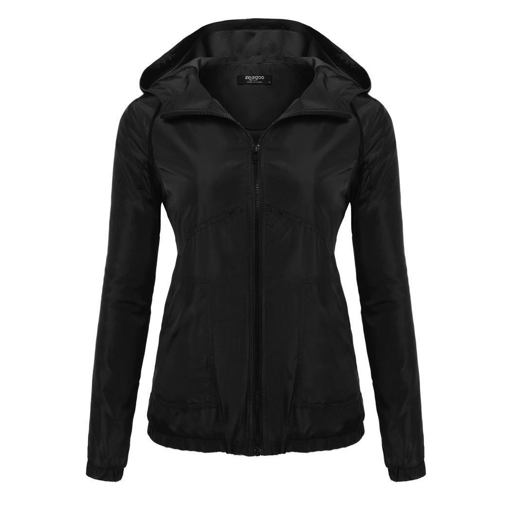 362d72c5604 sudadera con capucha para mujer manga larga chaqueta abrigo. Cargando zoom.