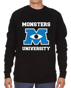 Sudadera Cuello Redondo Hombre Monsters University Monster I