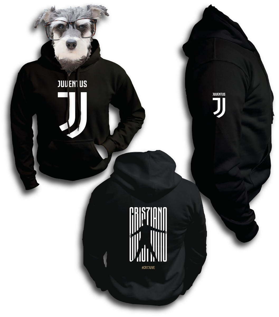 sudadera Juventus chica