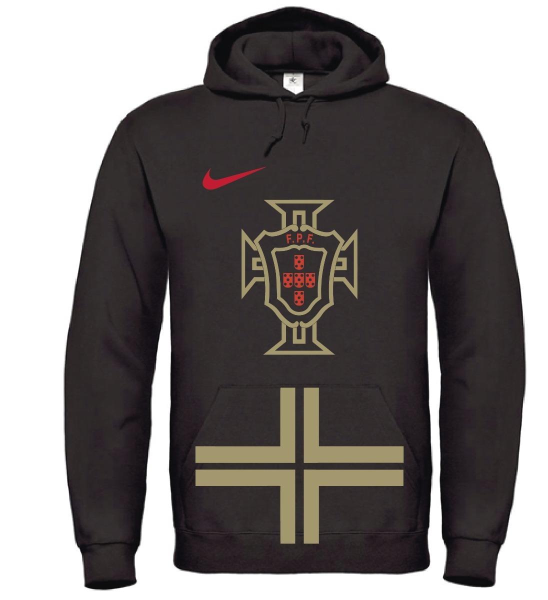 Sudadera De Moda Futbol Portugal Excelente Calidad. -   349.00 en ... 5cf83defdfaf2