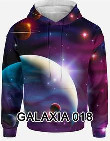 mejor amado 4754d 10224 Sudadera Deportiva Sublimada Full Print Caballero Galaxia 18