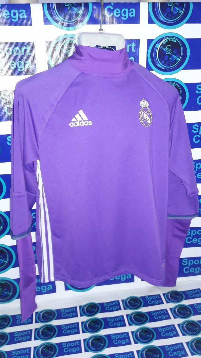 Sudadera Entrenamiento Real Madrid 100% Original -   999.00 en ... 90cc2c1c95099