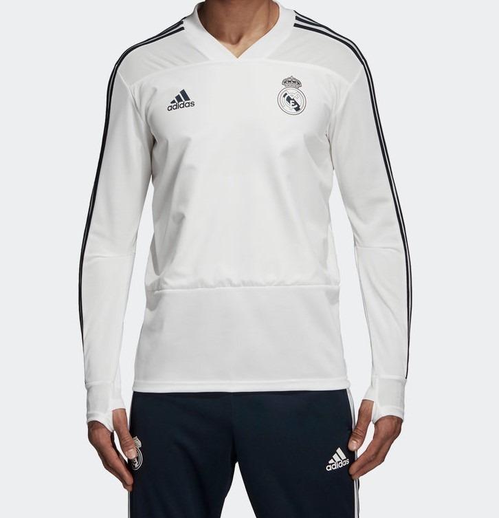 9884a489ae5c4 Sudadera Entrenamiento Real Madrid 2018 2019 -   195.000 en Mercado ...
