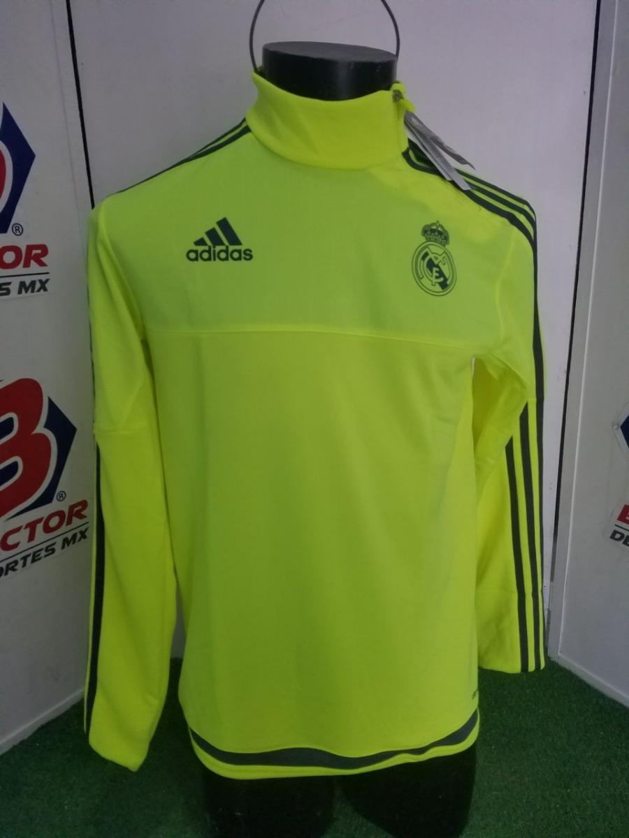 Sudadera Entrenamiento Real Madrid -   740.00 en Mercado Libre 62a67a55bc6fd