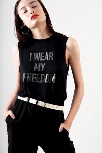 sudadera freedom mujer saloon soma