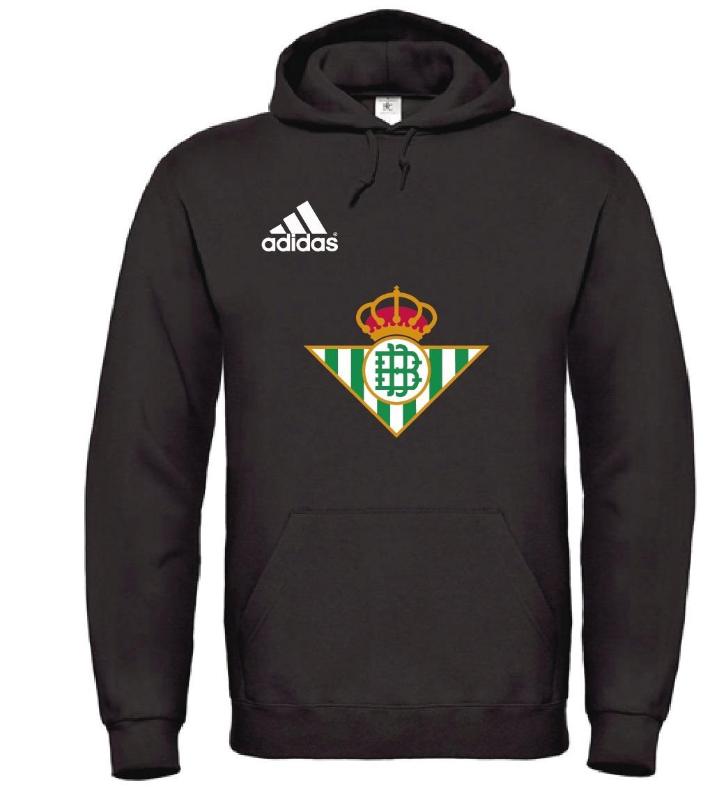 Calidad Betis Futbol Sudadera Real Excelente QrCxoEBeWd