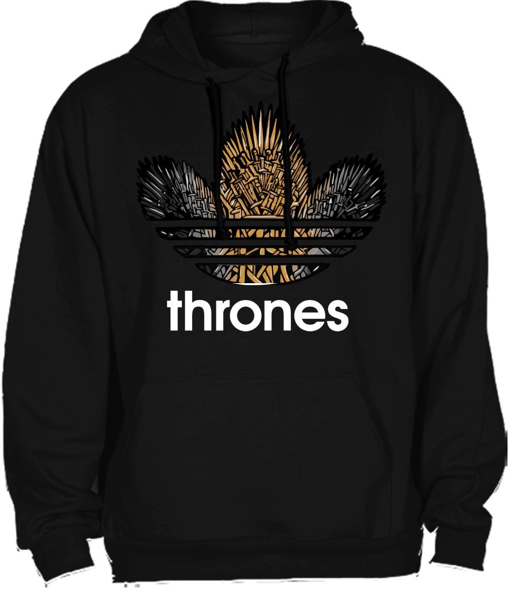 sudadera adidas game of thrones