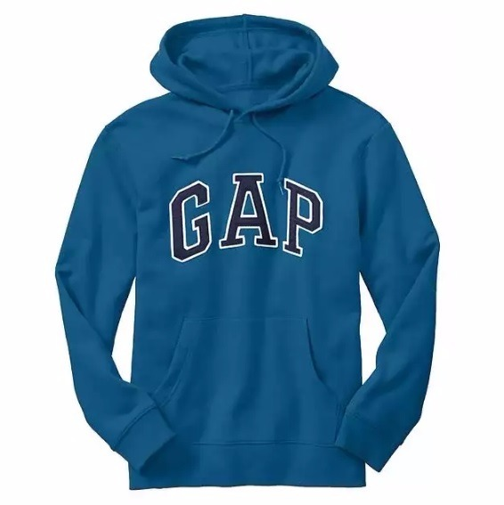 ahorrar 92413 7823d Sudadera Gap Hombre Azul Real Talla M