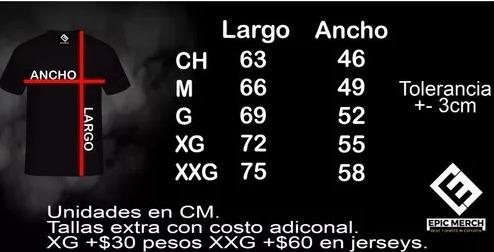 sudadera gears pro circuit y playera mexico city open