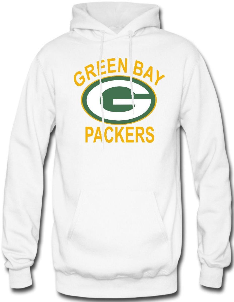 sudadera green bay packers nfl hoodie capucha con cangurera. Cargando zoom. 2c3d172f129