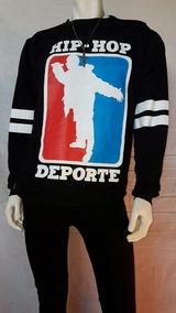diseño de calidad 7b876 01f7f Sudadera Hip Hop Deporte Con Gorro Envio Gratis
