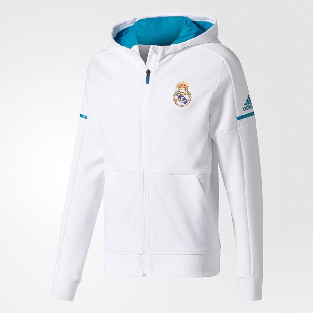 Sudadera Real Madrid Anthem Squad Hombre adidas Br2466 -   999.00 en ... f00b4a60346a7