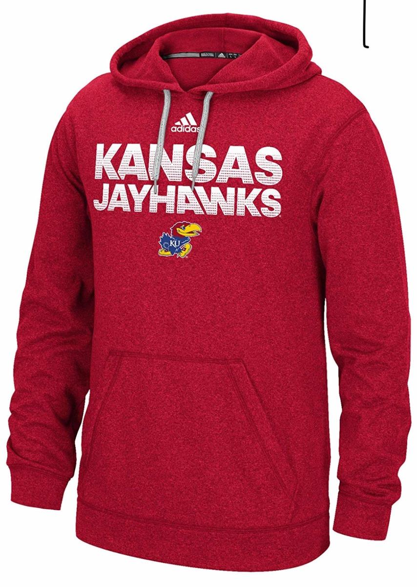 Adidas Unica Sudadera 999 Hoodie Jayhawks Kansas 00 Climacool L P5CxTa