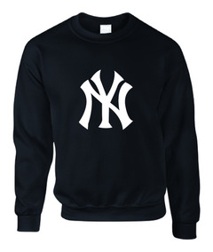 selección premium ececc 39f34 Sudadera Hoodie Básica New York Yankees Béisbol Baseball