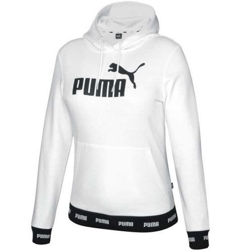 Sudadera Puma Hoodie Hood Tr Mujer