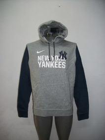 Sudadera Nike Mlb Yankees Hoodie Original Beisbol Nueva York 34AR5jLqSc