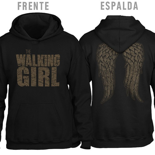 sudadera, hoodie, the walking dead, daryl, norman reedus