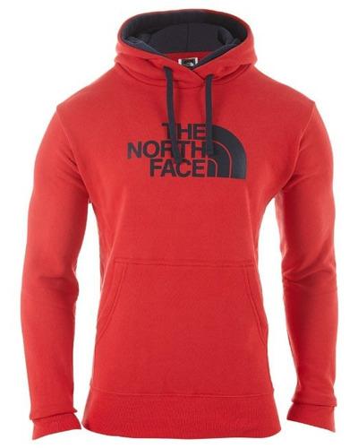sudadera importada north face half dome hoodie