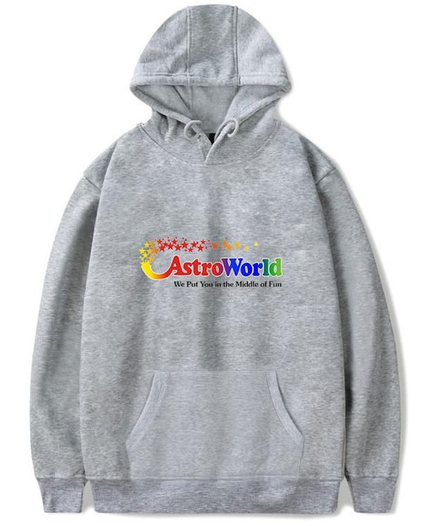5ef9d63419f34 Sudadera Moda Tendencia Rapero Travis Scott Astroworld -   349.00 en ...