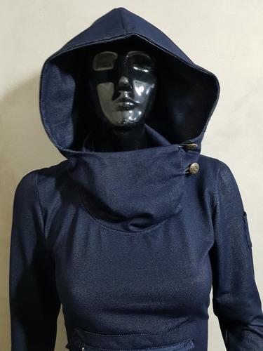 sudadera mujer bolsa