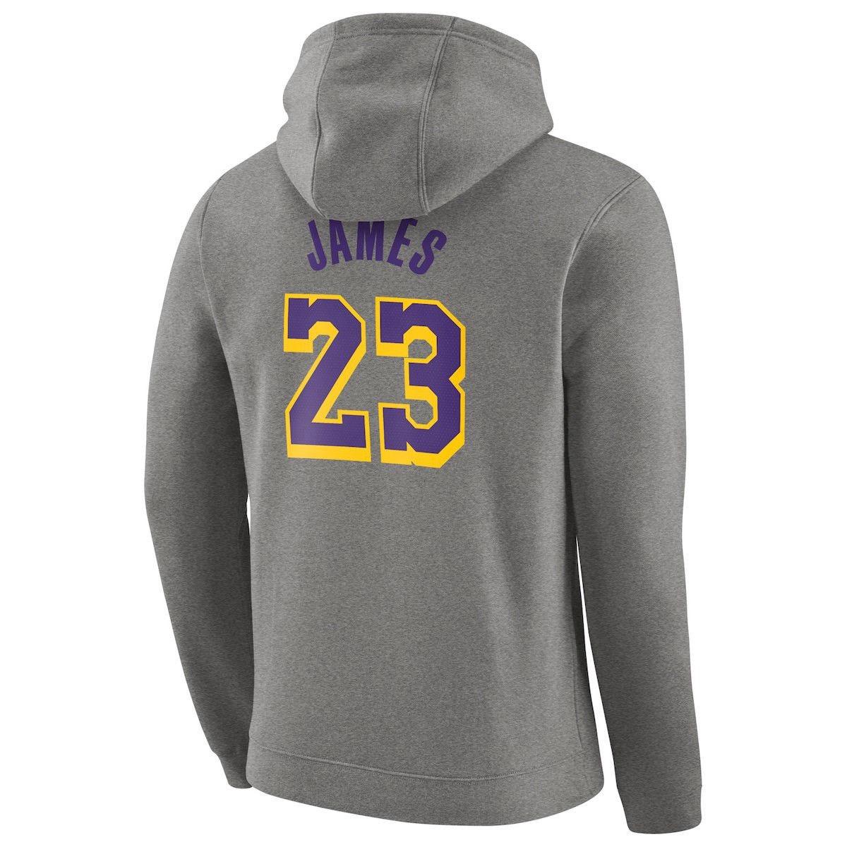 James Lebron Nike 2019 A L Original Nba Sudadera Lakers 5WXpqYqw